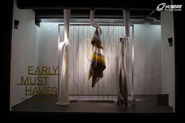 著名百货商场橱窗展示设计