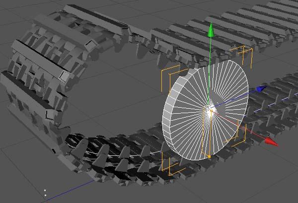 坦克履带制作流程