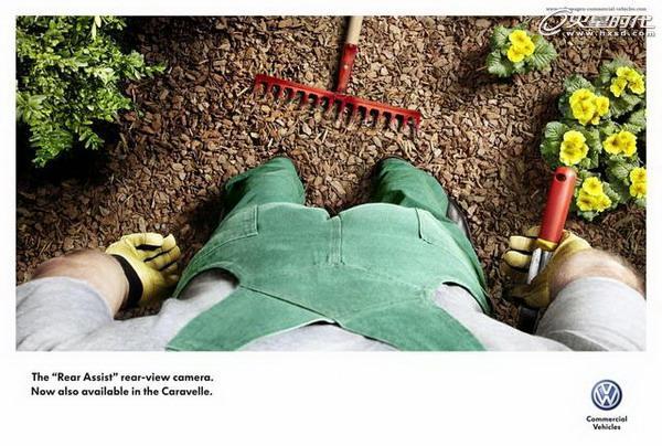 平面设计:2011戛纳广告节金奖作品欣赏