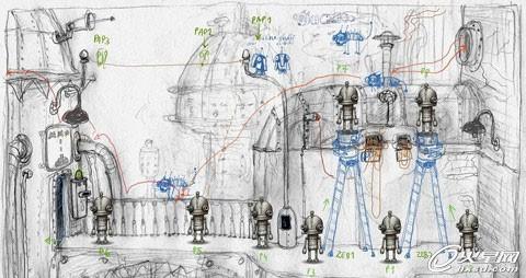 《机械迷城》设计师谈游戏新版本