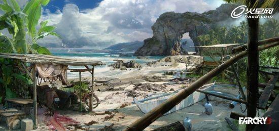 日前外媒放出了一组《孤岛惊魂3》的艺术图,描绘了小岛上的景色。与前作不同的是,本作的主人公仅仅是个正常人,并没有什么超乎常人的能力,也不是身经百战的老兵。因此,本作将更加突显生存向的游戏元素,而不是身披战甲,手持利器,突入敌阵,取底首级了。这些艺术图也能够从侧面体现出来本作的设计理念,一起欣赏一下吧。 该作预计将于2012年9月6日,德国发售,9月4日将发行北美版,9月7日登录英国,平台包括PC,Xbox360和PS3平台。