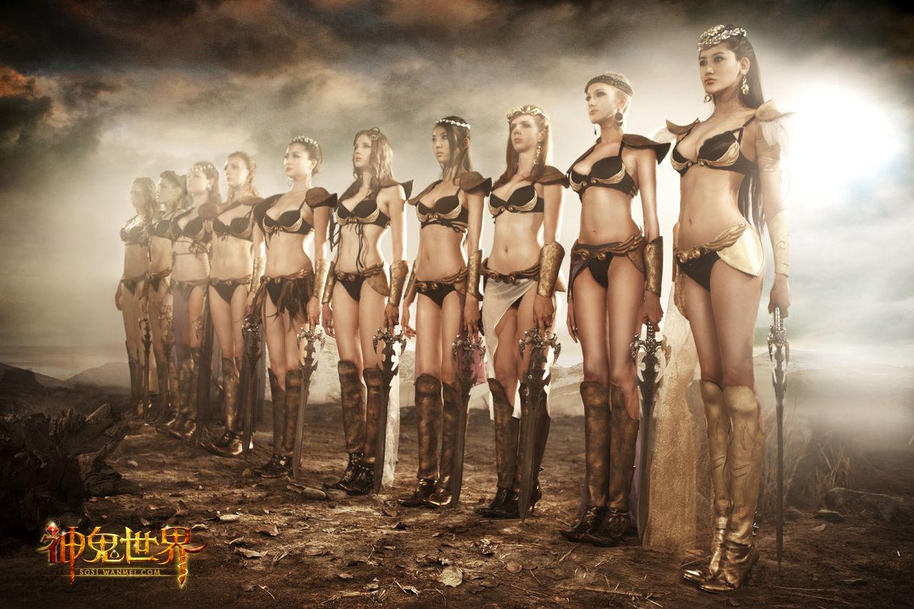 Bare whorecraft nudes images