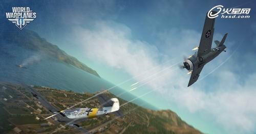 支持多种操控方式《战机世界》最新视频曝光