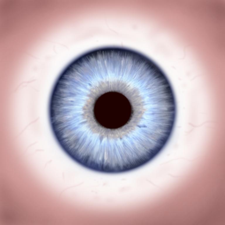 眼球贴图_眼睛的材质贴图