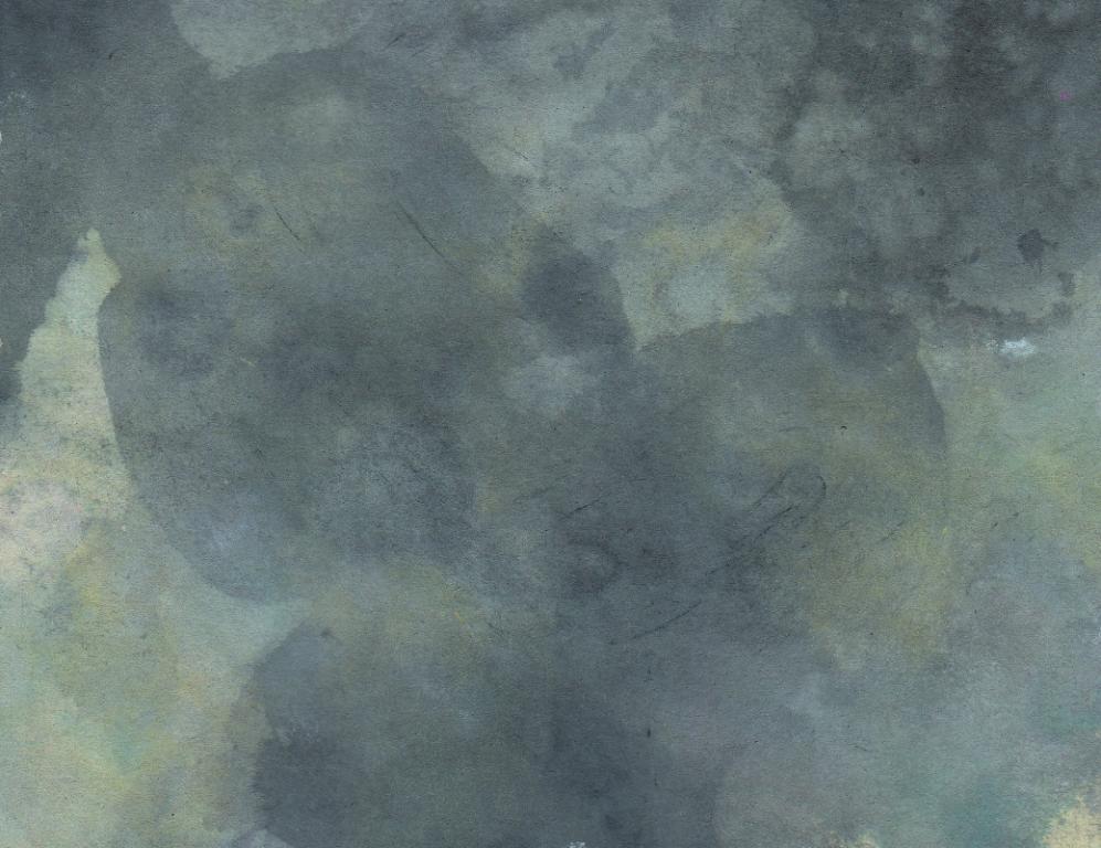 水彩贴图素材2和纸カラーインクテクスチャ