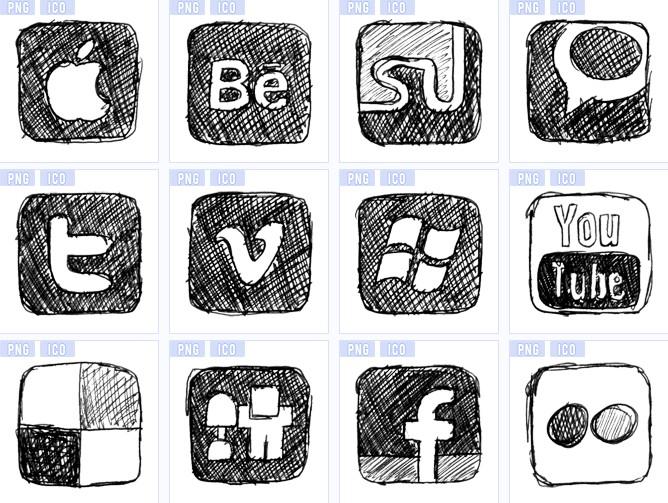 标签:图标卡通手绘社交媒体 素材分类: 素材首页 - 图标 - 卡通/游戏