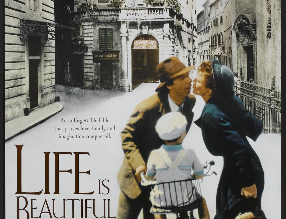《美丽人生 life is beautiful》