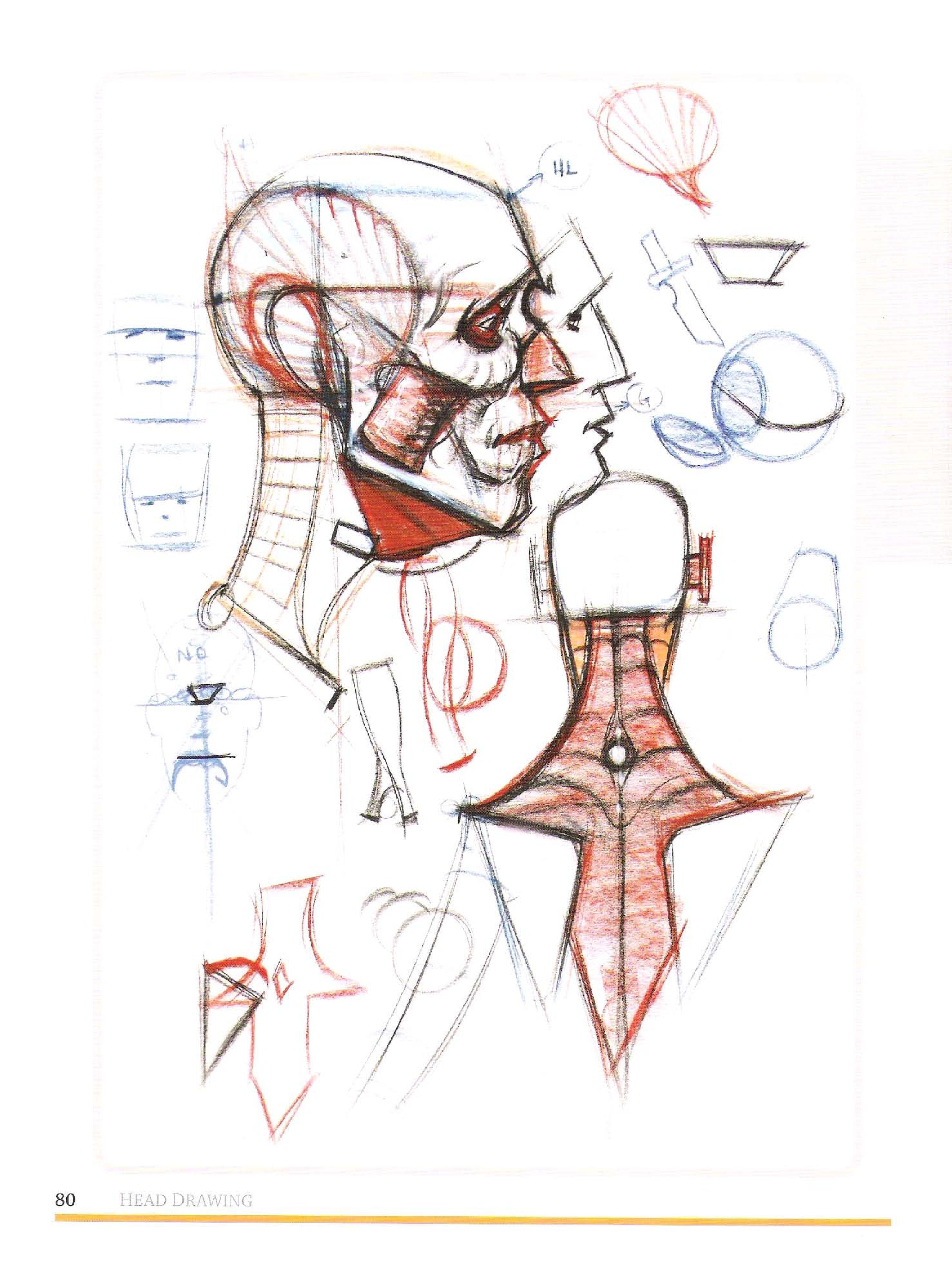 人体绘画 | 火星网-中国数字艺术第一门户
