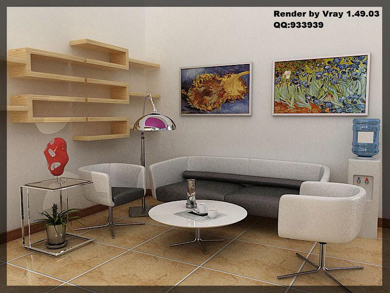 vr 室内设计 10