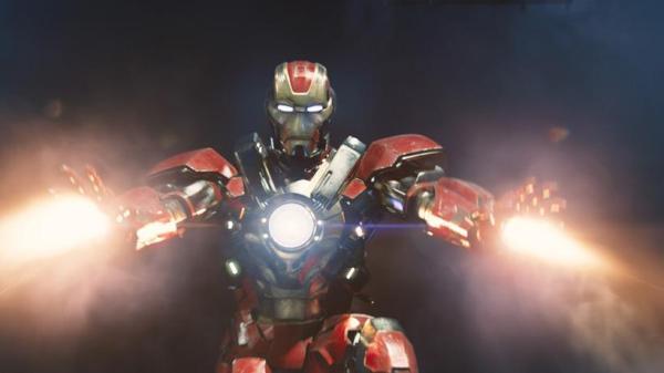 机甲建模与虚拟场景《钢铁侠3》幕后特效访谈