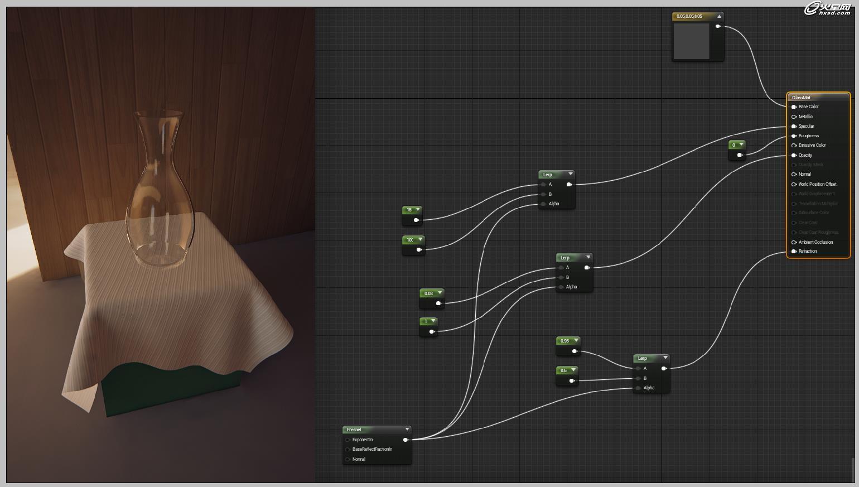 虚幻4引擎虚拟现实项目制作教程 UE4教程 第6张
